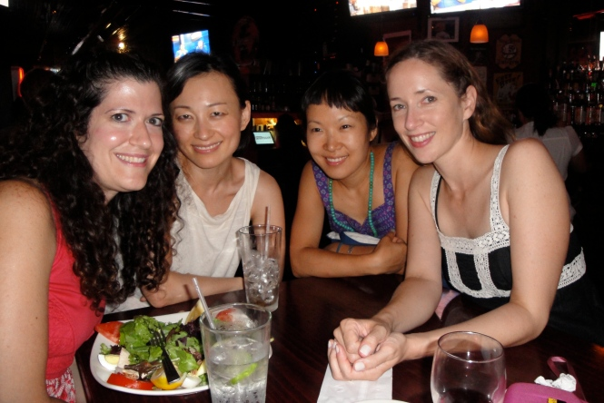 IWF Party 081709