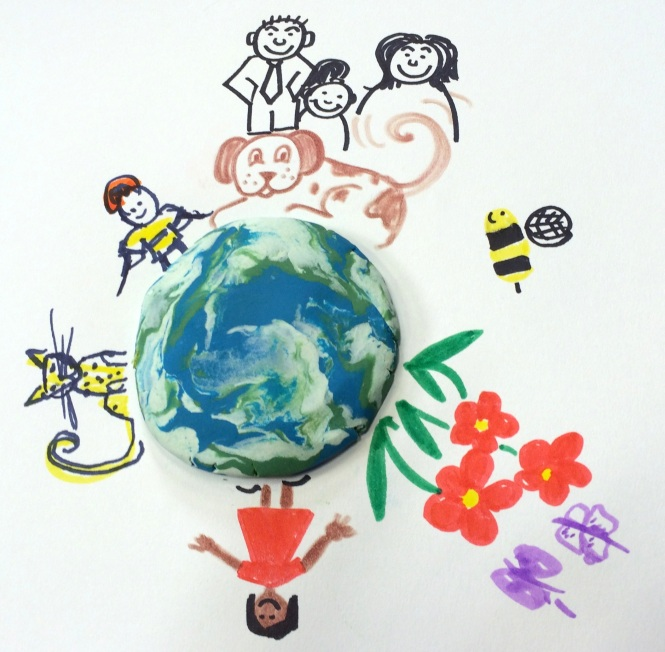 Mount Sinai: Earth Day Claymation 4/15/15 – The Ink Well Foundation
