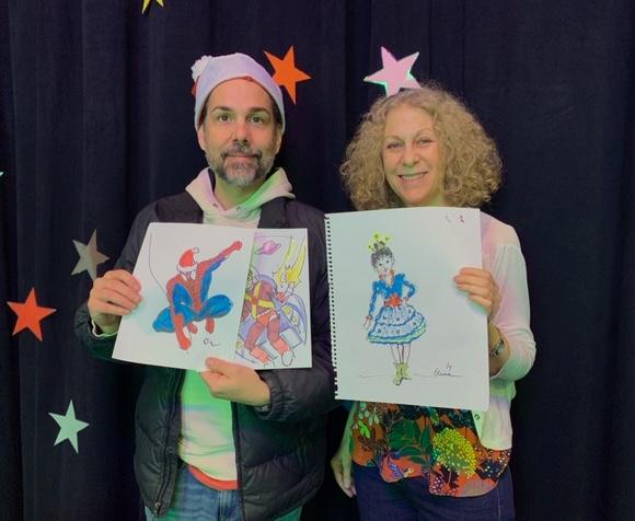 Elana and Dennis Dec 2018